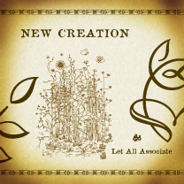 Let All Associate | New Creation | Bahai Music Album Cover